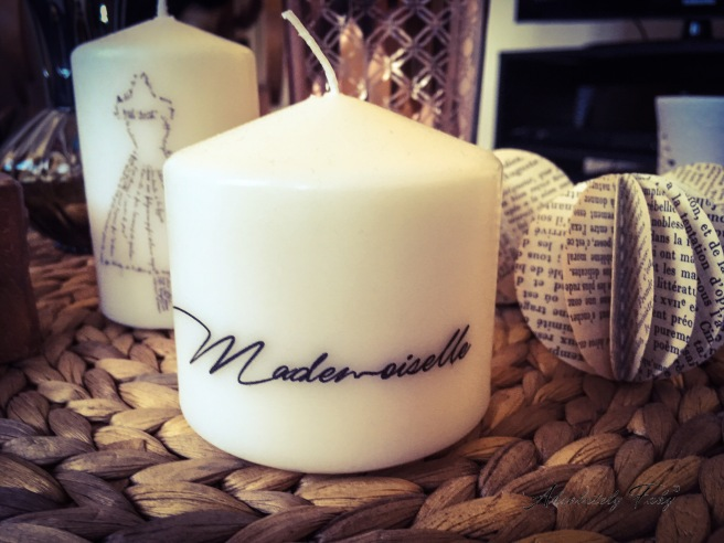 bougie mademoiselle